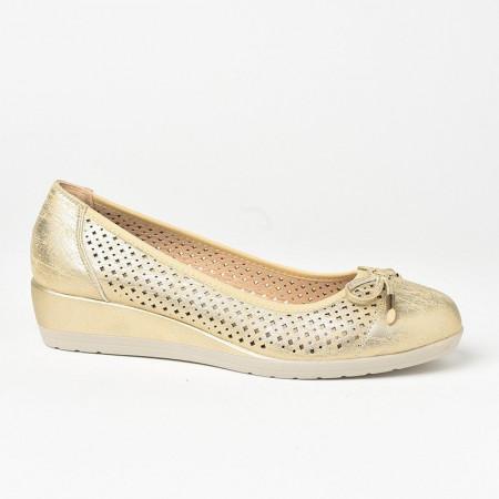 Slika Ženske cipele L761920 zlatne