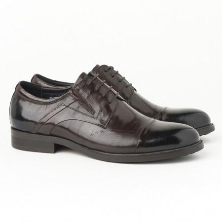 Slika Kožne muške cipele HL-307D-7C braon