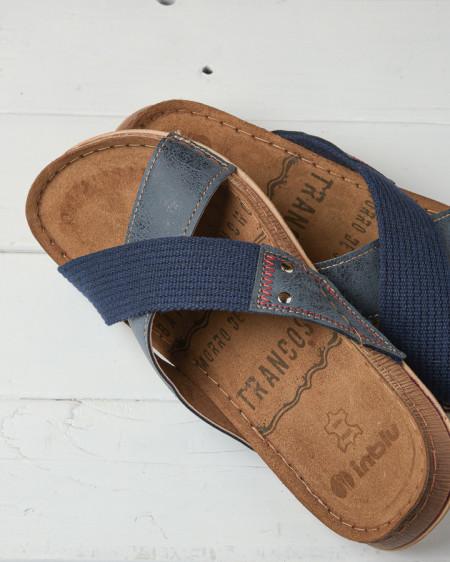 Slika Muške papuče GG000013 teget