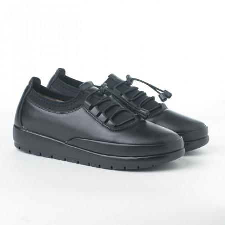 Slika Ženske cipele AS340 crne