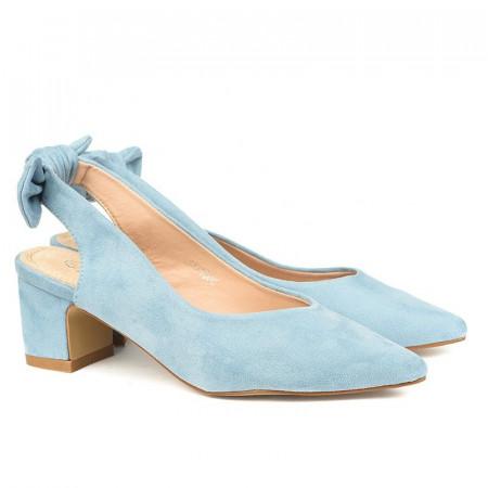 Slika Cipele sa otvorenom petom LS771908 svetlo plave