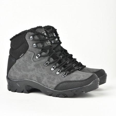 Slika Muške duboke cipele 1117 sive
