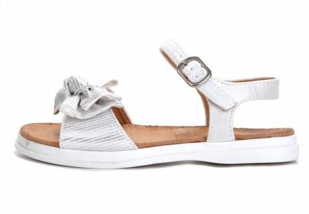Slika Sandale za devojčice CS271938 bele (brojevi od 31 do 36)
