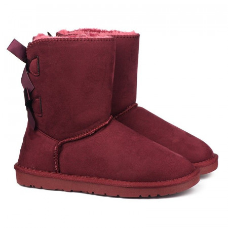 Slika Tople čizme LH86205 bordo
