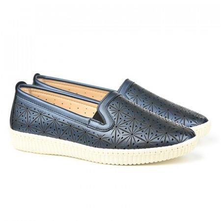 Slika Ženske cipele / espadrile 6004 plave