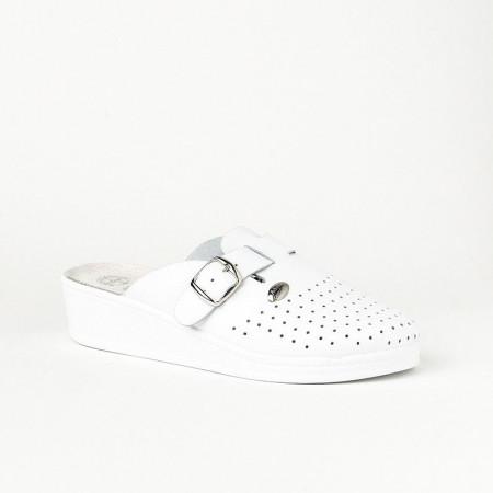 Slika Anatomske papuče MEDICAL 200 bele