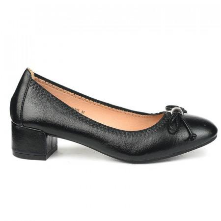Slika Cipele na malu štiklu L761927 crne