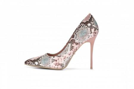 Slika Cipele na štiklu L242009 pink