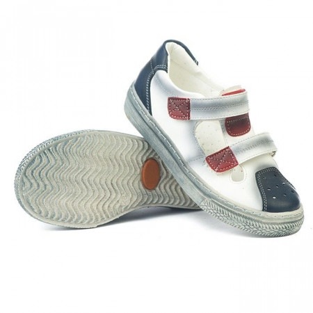 Slika Sandale za dečake 290 bele (brojevi od 31 do 36)