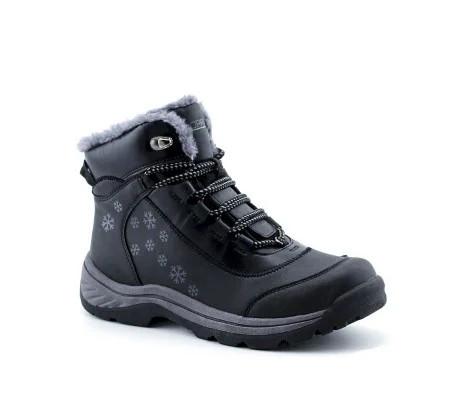 Slika Ženske duboke cipele LH086157 crne