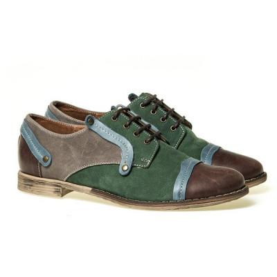 Kožne ženske cipele D132