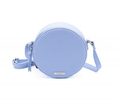 Okrugla torbica T021701 plava