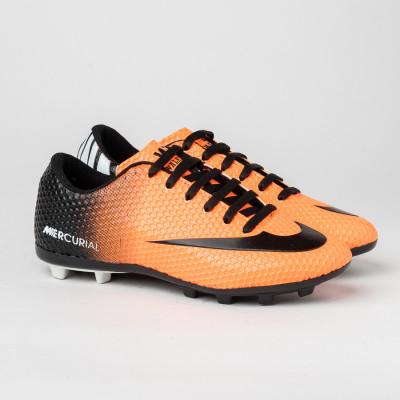 Patike za fudbal 401K (brojevi od 36 do 44) narandžaste