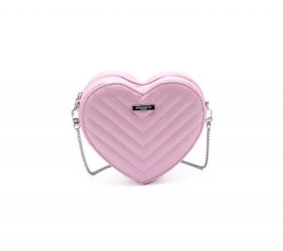 Srce torbica T021300 roze