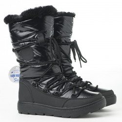 Vodootporne čizme za sneg LH591920 crne