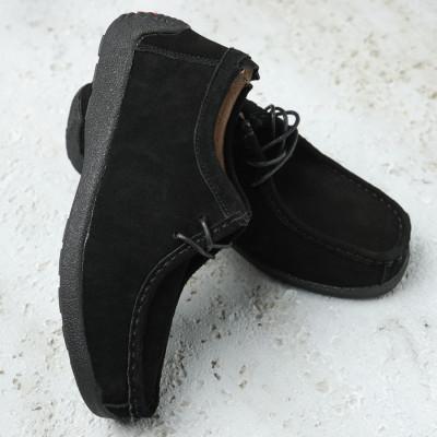 Ženske kožne cipele C385B crne