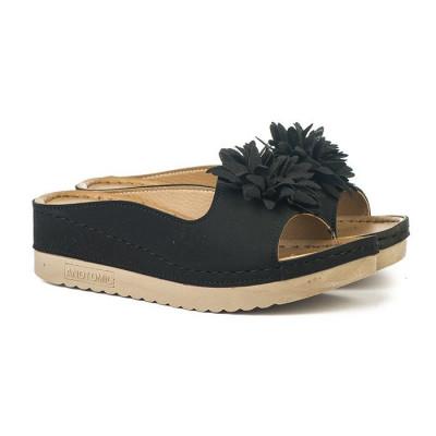Anatomske papuče 4003-0005 crne