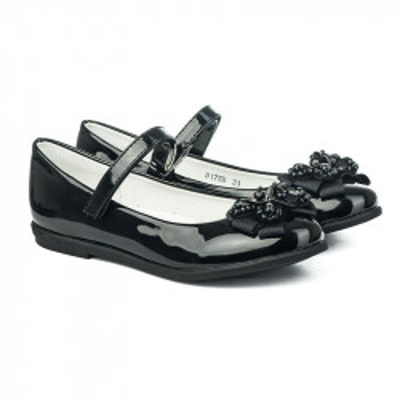 Cipele / baletanke D175B crne (brojevi od 31 do 36)