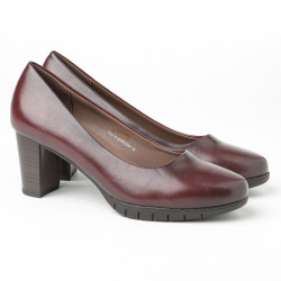 Cipele na štiklu C1732 bordo