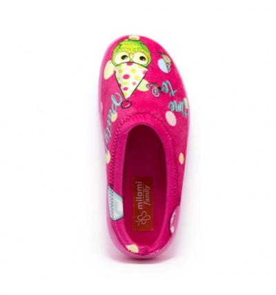 Dečije sobne papuče 50 pink