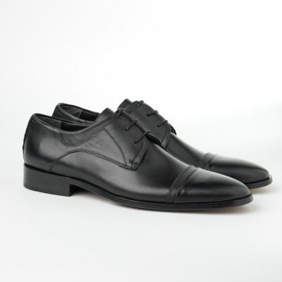 Kožne muške cipele 1511 crne