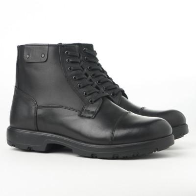 Kožne muške cipele AP2036 crne