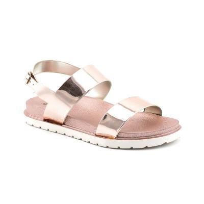 Sandale na debelom đonu LS020365 roze