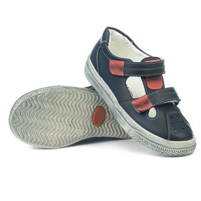 Sandale za dečake 290 teget