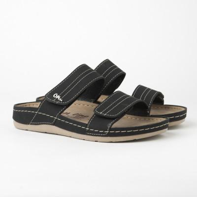 Anatomske papuče 120/4 crne