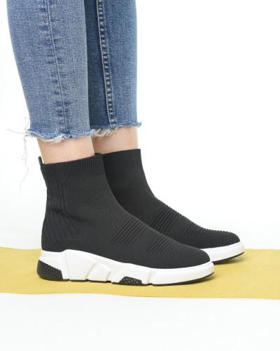 Čarape patike P58 crne