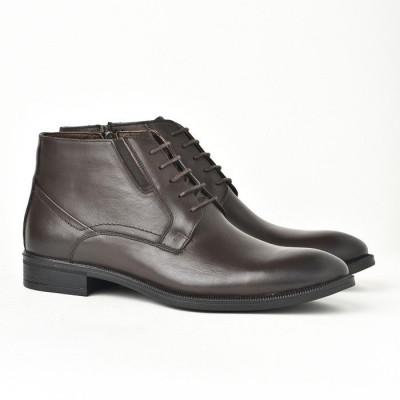 Kožne muške cipele 3013-1 braon