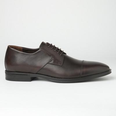 Muške kožne cipele B902/481 braon