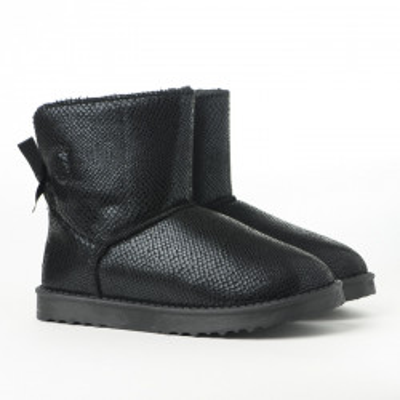 Poluduboke tople čizme LH75027-2 crne