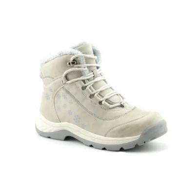 Ženske duboke cipele LH086157 sive