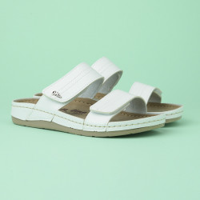 Anatomske papuče 120/1 bele