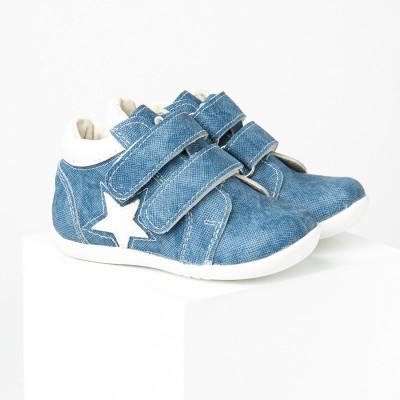 Dečije cipele sa anatomskim uloškom S024 plave