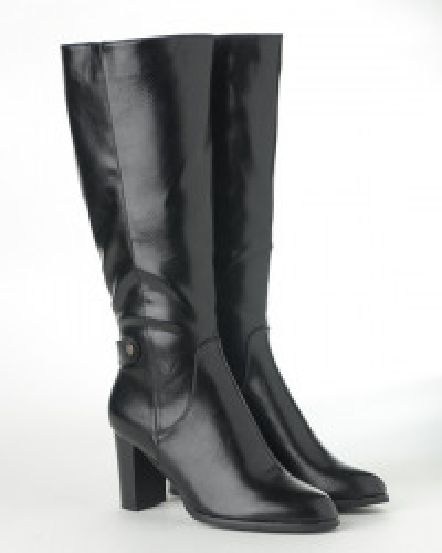 Duboke čizme na štiklu A1960 crne
