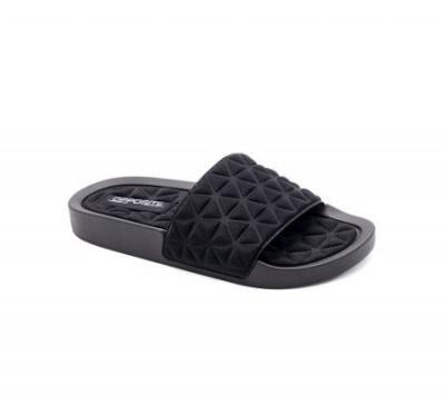 Ravne papuče LP055307 crne