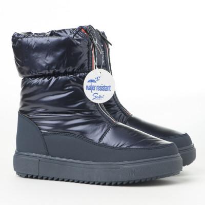 Vodootporne čizme za sneg LH591919 teget