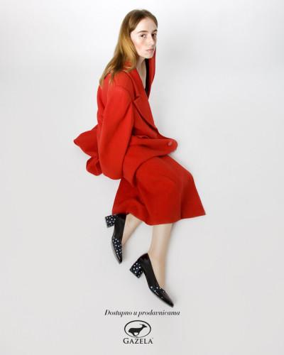 Ženske cipele A15-41 crne