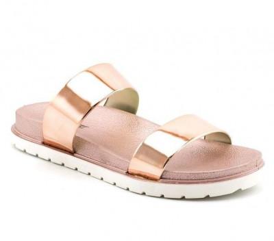 Ženske papuče LP91306 svetlo roze
