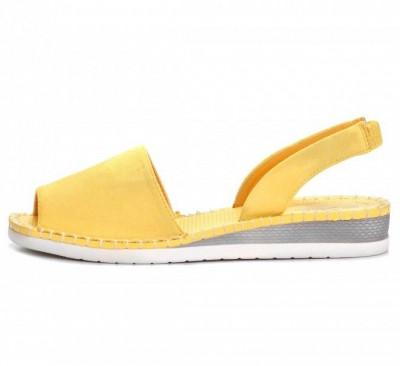 Ženske sandale LS061929 žute