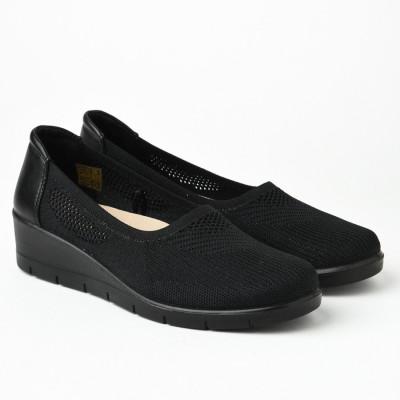 Ženske streč cipele L055250 crne