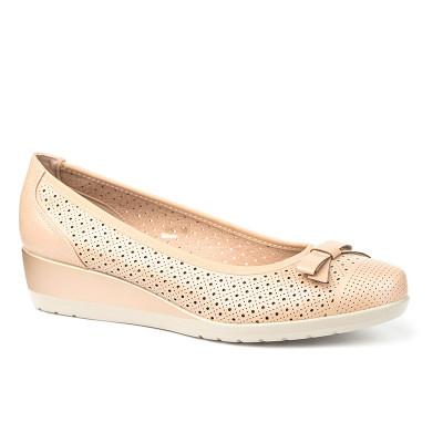Cipele / baletanke na malu petu K5 bež
