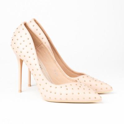 Cipele na štiklu L242068 bez