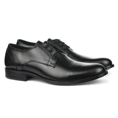 Kožne muške cipele Gazela 3272 crne