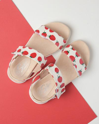 Sandale za devojčice CS252119 bele (brojevi od 31 do 36)