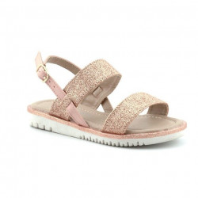 Sandale za devojčice CS80403 zlatne