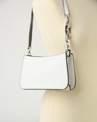 Ženska torbica bela