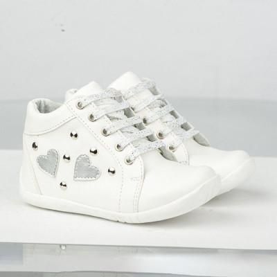 Dečije cipele sa anatomskim uloškom 502 bela